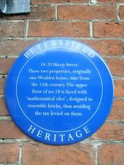 Photo of Blue plaque № 10703