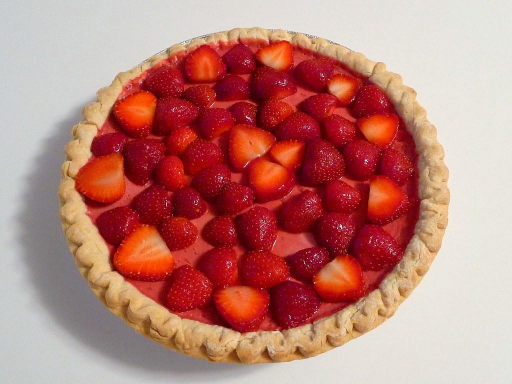 Strawberry cream cheese pie, winning recipe! | Tried a new r ...