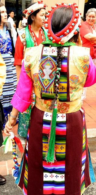 Tibetan Fashion Show