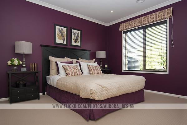 Photo for Plum bedroom designs