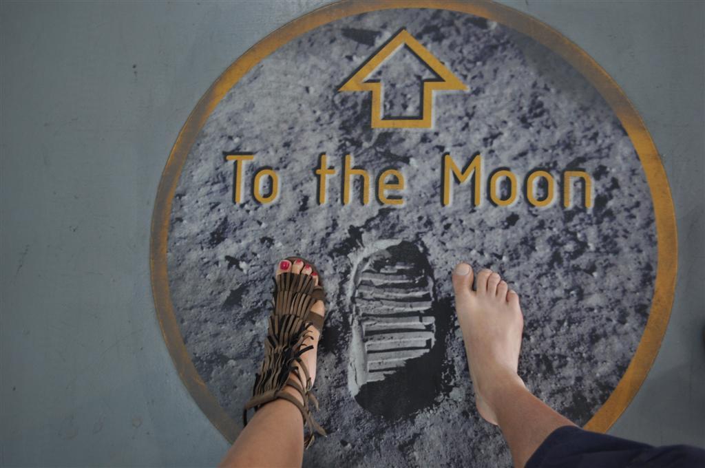 Con éste viaje, casi hemos puesto un pie en la luna ... El último viaje del Transbordador Espacial desde Cabo Cañaveral - 5922910440 c6262b69d7 o - El último viaje del Transbordador Espacial desde Cabo Cañaveral