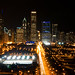 Downtown Chi-Town by benchorizo
