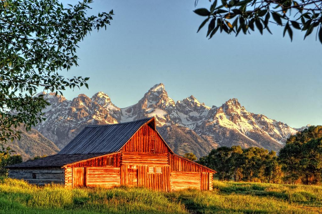 Django desencadenado Montañas
