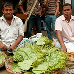 Betel Leaf Vendors - Bandarban, Bangladesh