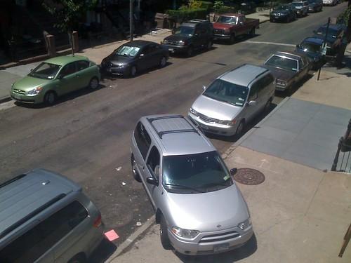 parallel parking?