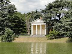 The 18th Century Palladian Temple at Gunnersbury Park