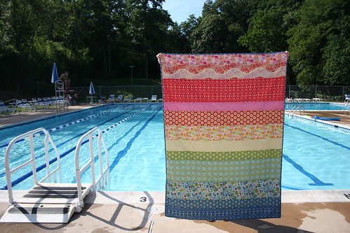 All Voile: The Summer Quilt