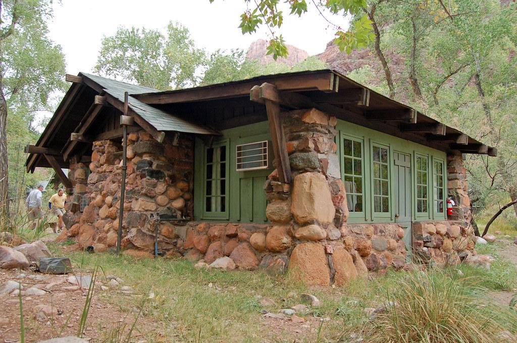 Grand Canyon Phantom Ranch Cabin 0263 Flickr Photo