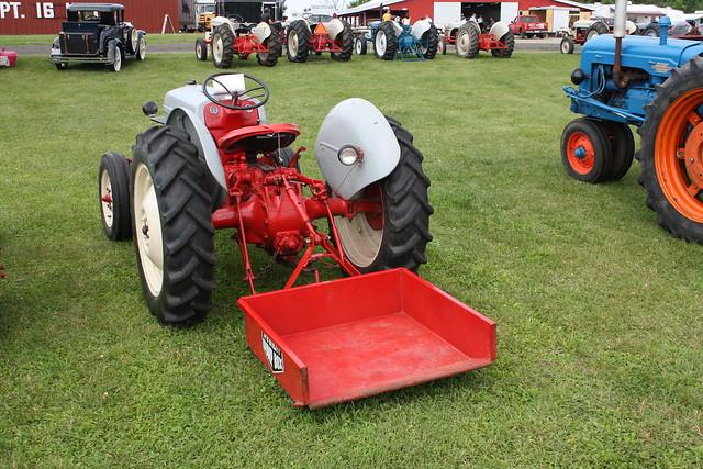 1949 Ford 8n Tractor Flickr Photo Sharing