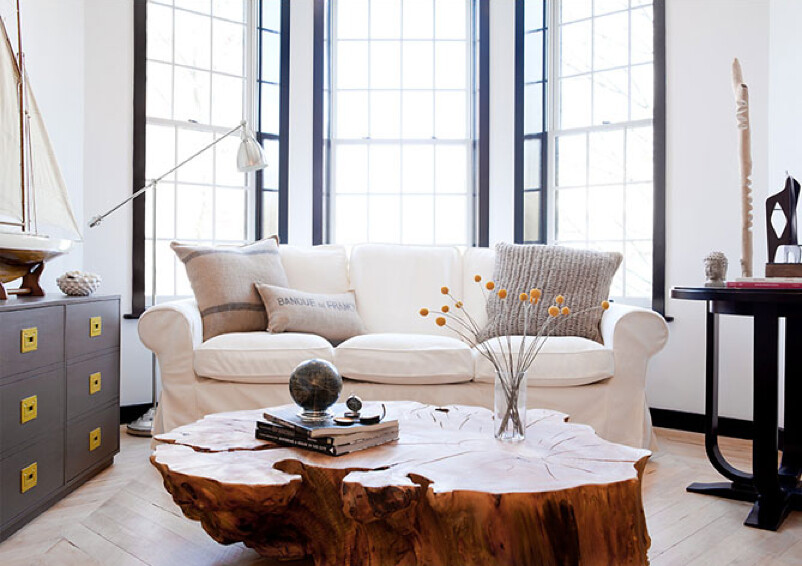 The Brooklyn Home Company Emily Gilbert eclectic white rustic