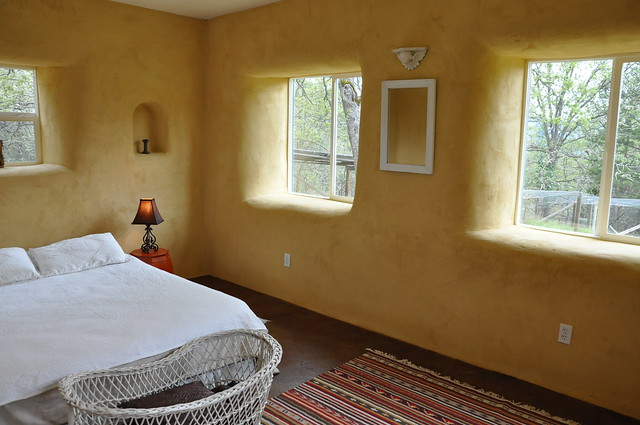 StrawBale House with American Clay Plaster