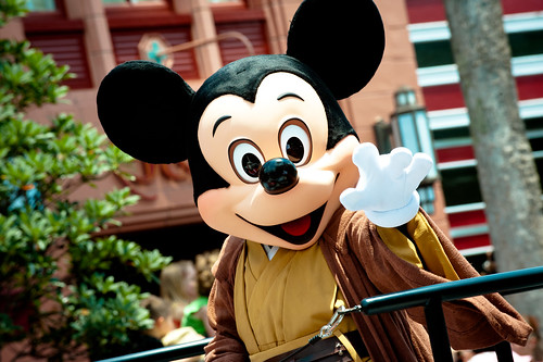 Mickey - Star Wars Weekends - Disney's Hollywood Studios