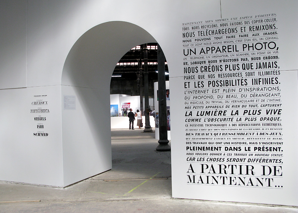 From here on rencontres d'arles