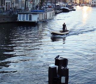 Fotografar Amsterdam: Amstel