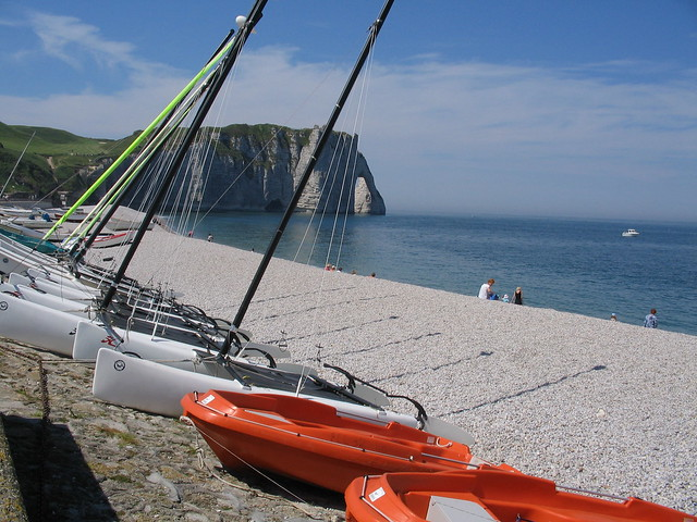 Etretat (Normandy) France