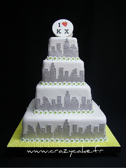new york wedding cake flickr photo sharing