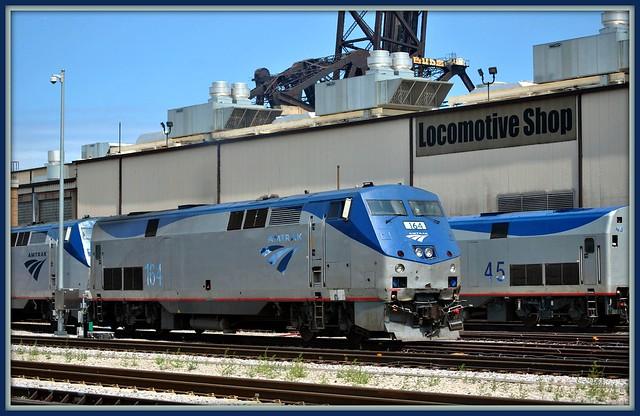 Amtrak chicago flickr photo sharing
