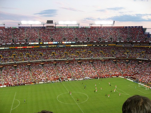 Barcelona vs. Manchester United, July 30, 2011, Washington, D.C.