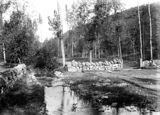 Ruisseau, Beaulieu, 15 octobre 1901