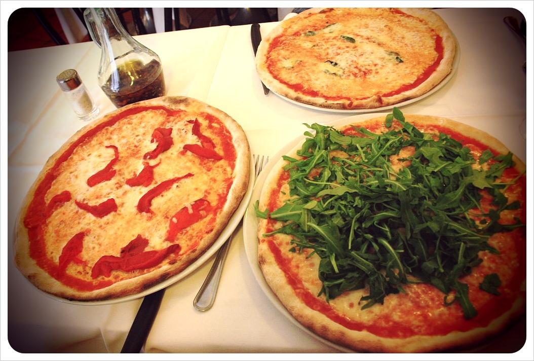 milan pizzas