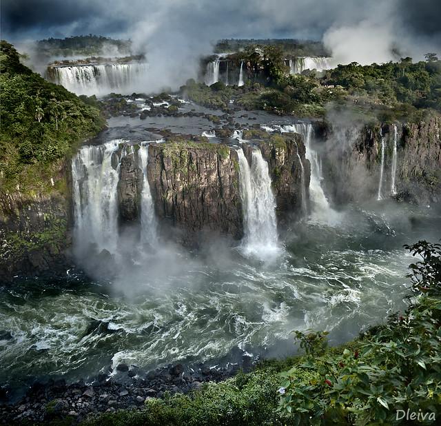 Cataratas de Iguazú / Iguacu Falls (Brasil)
