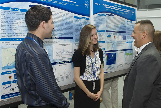 2011 Summer Intern Poster Session
