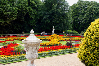 waddesdon manor garden
