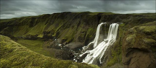 Fagrifoss, Iceland