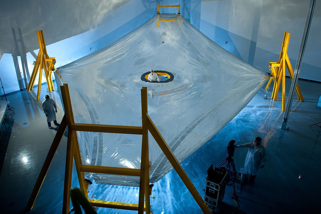 The James Webb Space Telescope's Sunshield Membrane