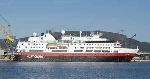 Fram Cruise Ship In Belfast 26th Sep 2011 24 by alan06