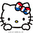 the Hello Kitty Hello Holland group icon