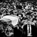 Republican Funeral The Troubles : Belfast : Northern Ireland UK by jezblog on Flickr