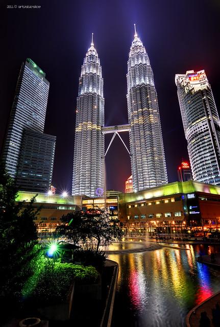 colors of Kuala Lumpur