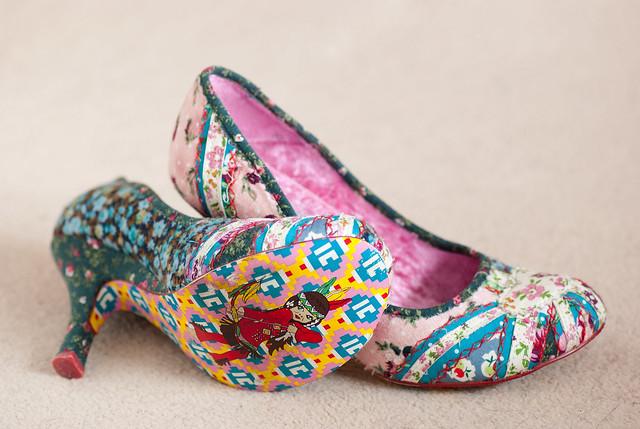 Wedding Shoes Irregula Choice