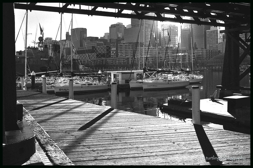 Cockle Bay Wharf, Darling Harbour. Sydney