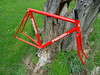 Dreesens Bicycles Bell Red Frame and Fork