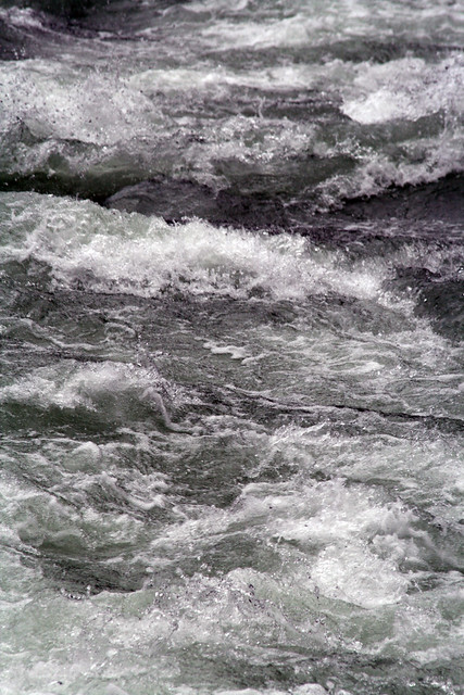 Rushing water from Flickr via Wylio
