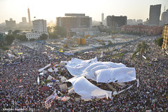 Tahrir Square - July 8, 2011