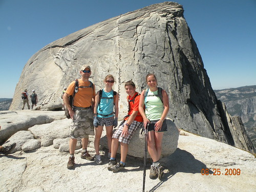 park mountain hiking trail national yosemite