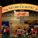 MLB 2011 All-Star Game - FanFest - Negro Leagues Exhibits Section