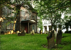 church near Ground Zero by f l a m i n g o