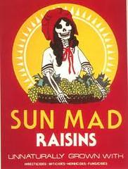 Ester Hernandez, Sun Mad, 1981