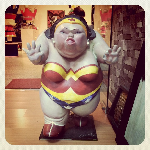 Fat Wonder Woman Blog 44