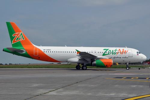 RP-C8993 A320-232 Zest Air
