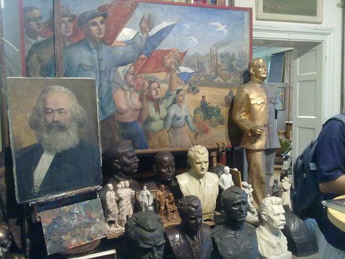 Inside the Museum of Communism