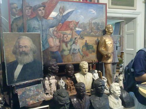 Inside the Museum of Communism