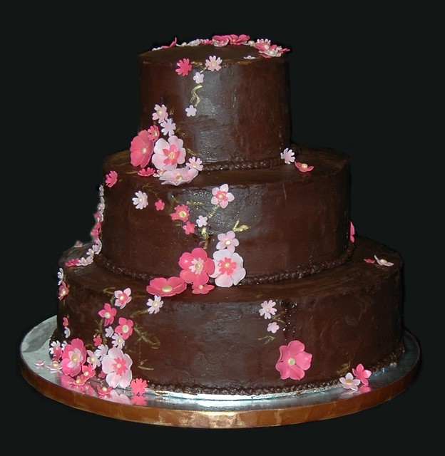 chocolate ganache wedding cakes pictures chocolate ganache wedding cake flickr photo 12717