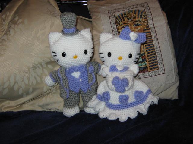 Knitting Games Hello Kitty : Friggatriskaidekaphobia knit run purl