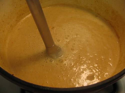 Irish Cheddar Ale Soup