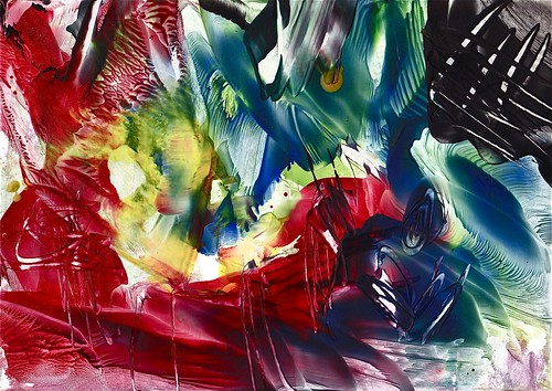 encaustic painting image